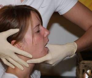 Kiefergelenkstherapie