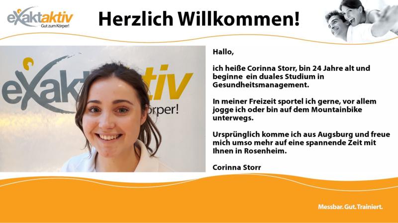Corinna Storr