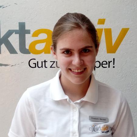 Fitnessökonomin Elisabeth Weickel