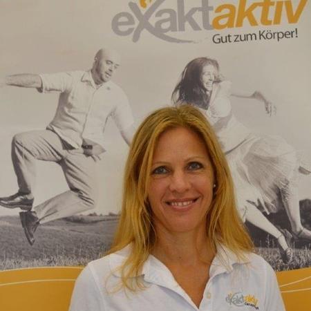 Osteopathin Anja Aicher