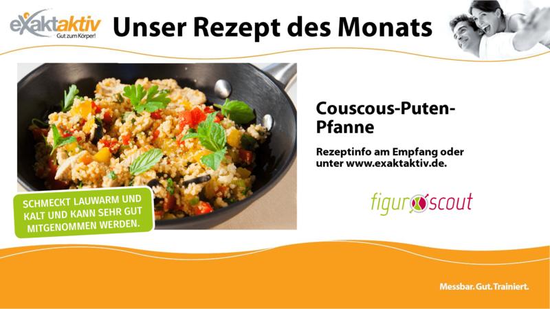 Couscous-Puten-Pfanne